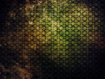 Green pattern background Stock Photos