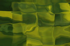 Green pattern background Stock Images