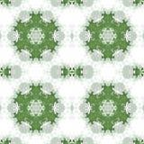 Green pattern background symmetry kaleidoscope. mandala. Green pattern background symmetry kaleidoscope geometric texture. mandala stock illustration