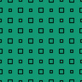 Green pattern with rectangles Royalty Free Stock Photo