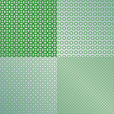 Green pattern Royalty Free Stock Photo