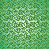 Green pattern Stock Photo