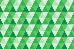 Green pattern vector background design. Royalty Free Stock Photo