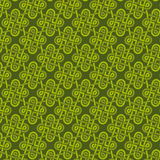 Green pattern Royalty Free Stock Photos