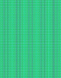 Green patterned background Stock Photos