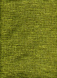 Green patterned material Stock Photos
