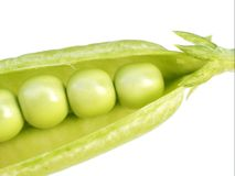 Green pea Royalty Free Stock Image
