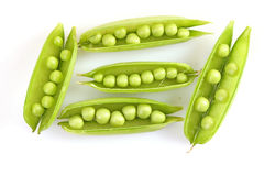 Green pea Stock Photography