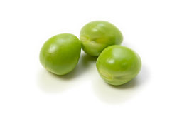 Green pea. Cooking ingredient series    green pea. for adv etc. of restaurant,grocery,and others Royalty Free Stock Photo