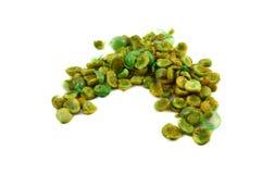 Green pea Royalty Free Stock Photos