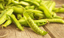 Green pea Stock Photo