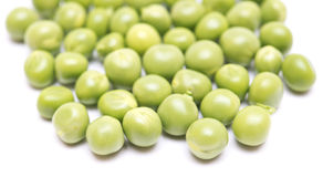 Green pea Royalty Free Stock Images