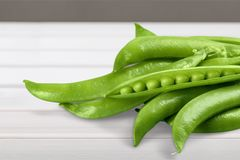 Green Pea Stock Images