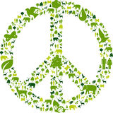 Green Peace Stock Photography