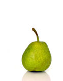 Green pear Stock Photos