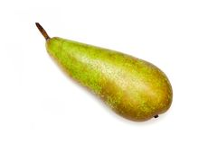 Green pear Stock Photo