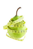Green pear Royalty Free Stock Image