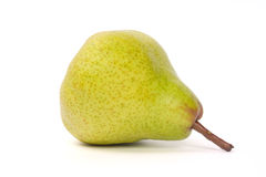 Green pear Royalty Free Stock Images