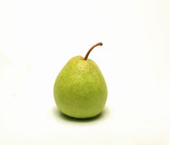 A green pear Royalty Free Stock Images