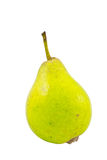 Green Pear Stock Photography