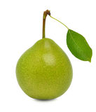 The green pear Stock Photo