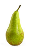 Green pear Royalty Free Stock Photos