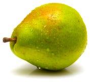 Green pear 4 Royalty Free Stock Photos