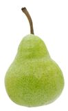 Green pear Royalty Free Stock Photo