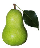 Green Pear Royalty Free Stock Photos