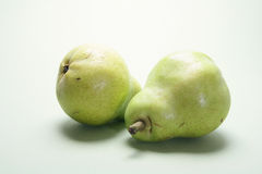 Green Pears Stock Photos