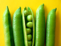 Free Green Peas Stock Image - 943331