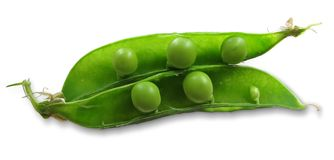 Green_peas Stock Photography