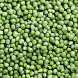 Green peas background. Food background Royalty Free Stock Photo