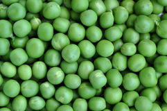 Green peas background texture Royalty Free Stock Images