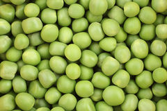 Green Peas background texture vegetable. Royalty Free Stock Photos