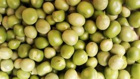 Green peas close-up - Pisum Stock Photography