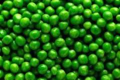 Green Peas color food texture, background, clouseup. royalty free stock photos