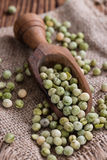 Green Peas (dried) Royalty Free Stock Image