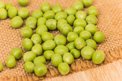 Green peas Royalty Free Stock Photos