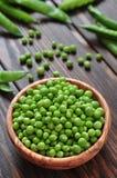 Green peas Stock Photo