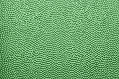 Green Pebble-Grain Background. Abstract of a pebble-grained leather texture stock photo