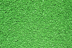 Green pebbles texture Royalty Free Stock Photography