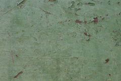 Green Peeling Paint Background Stock Images