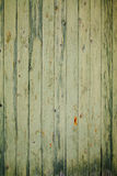 Green Peeling Wooden Planks Background Texture Stock Photo