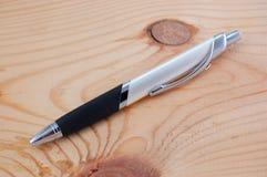 Green pen Stock Photography