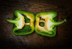 Green pepper Royalty Free Stock Photo