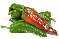 Free Green Pepper Royalty Free Stock Images - 43103319