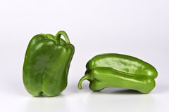 Green pepper Stock Image
