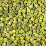 Green peppercorn Stock Image