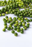 Green peppercorns Royalty Free Stock Photos